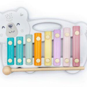 Baby Kids Music Toy Mini Xylophone Developmental Musical Development Toys/_BE